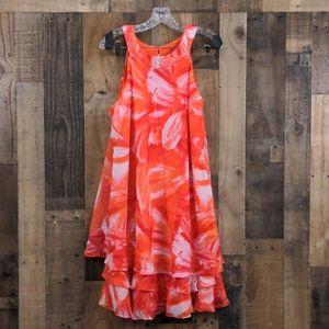Studio One Orange Dress Size 16
